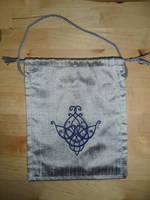 Elvish purse by MeeYungCreations