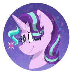 Glimmer_Pony by Vale-Bandicoot96