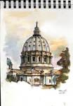 Saint peter basilica by PinGponG83