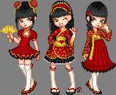 Oriental lolitas by Protosuperama