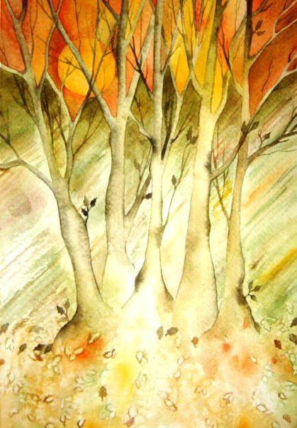 Fall by leylaa