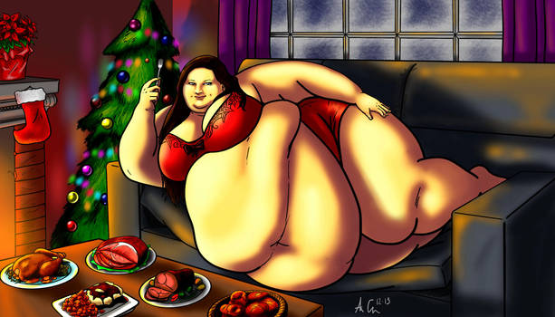 Feed her for the Holidays by Ray-Norr