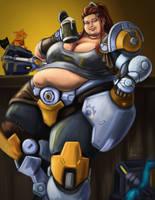 Big Brigitte by Ray-Norr