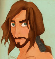 Disney-ish Looking Norrington by NautilusL2