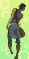 The Sokka Strut by NautilusL2