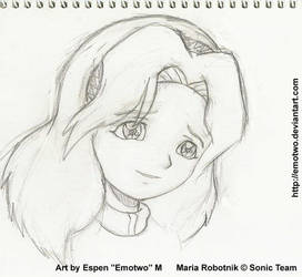 Maria practice by emotwo
