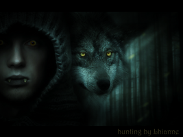 hunting by Lhianne