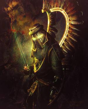 Archangel by Lhianne