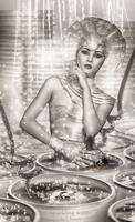 Sparkling Water by Lhianne