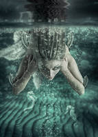 Sea Creature by Lhianne