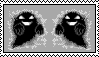 ghost sprite stamp by AriaGrill