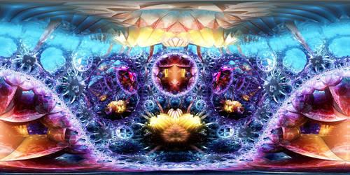 Crystal Panorama by Atomicat
