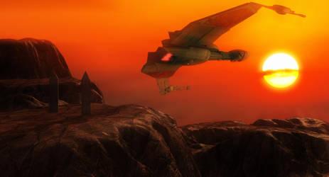 Left behind by thefirstfleet