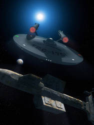 Where dark things sleep by thefirstfleet