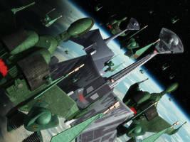 Wollt ihr den totalen Krieg by thefirstfleet