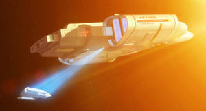 Inferno's light by thefirstfleet