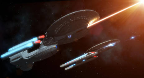 Flagship and Bannership by thefirstfleet