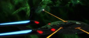 Direct hit, minimal damage by thefirstfleet