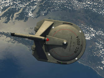 USS Alexander Tabor by thefirstfleet