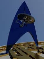 Star Trek TOS Movies poster by thefirstfleet