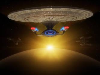 Dyson sphere memories by thefirstfleet