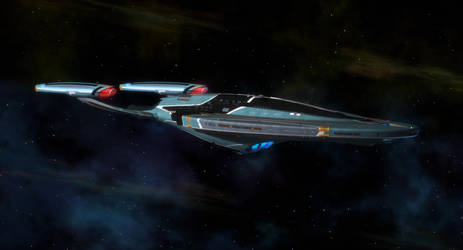 USS Aventine by thefirstfleet