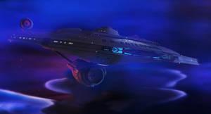 Charting the Mutara Nebula by thefirstfleet