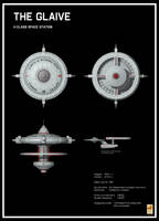 The Glaive orthos by thefirstfleet