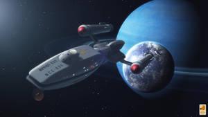 Ushaan of Andoria by thefirstfleet