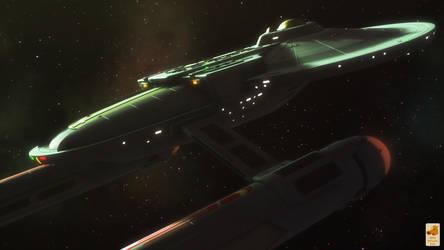 Deep behind enemy lines by thefirstfleet