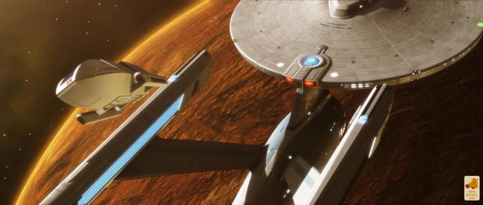 Captain again by thefirstfleet