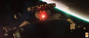 Stardate 2254.1 by thefirstfleet