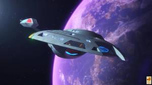 Return to Omega IV by thefirstfleet