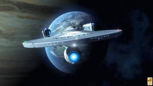 A habitable moon by thefirstfleet