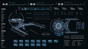 Ackerman bridge screen display by thefirstfleet