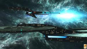 Rendesvous at Tan-Taka rift by thefirstfleet