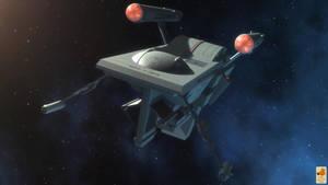Star Truck by thefirstfleet