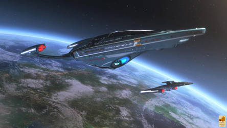 Next Gen successors by thefirstfleet