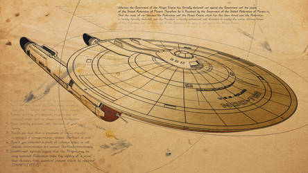 Discovery Polaris intro poster by thefirstfleet