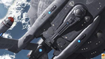 Overhead by thefirstfleet
