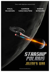 Starship Polaris - Jolene's War poster by thefirstfleet