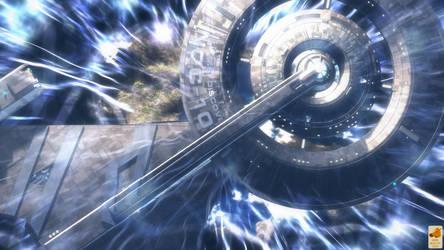 Mycelial network drop by thefirstfleet