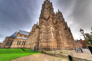 York Cathedral by skyblue-13