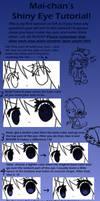 Mai-chan's Shiney Eye Tutorial by Kaigumo