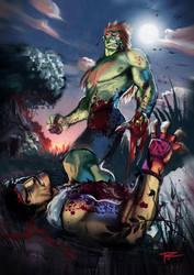 Street Fighter! by garrafadagua