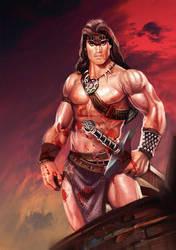 Conan! by garrafadagua
