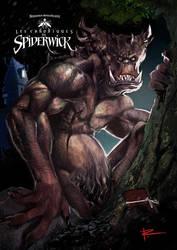 Spiderwick by garrafadagua
