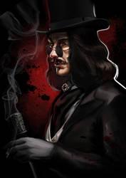 Dracula! by garrafadagua