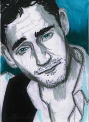 Tom Hiddleston by EithnaArt