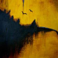 Abstract landscape by Dea-Bestiarum
